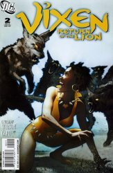 DC Comics's Vixen: Return of the Lion Issue # 2
