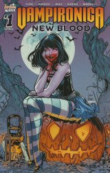 Archie Comics Group's Vampironica: New Blood Issue # 1b