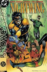 DC Comics's Showcase '93 Issue # 12b