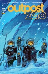 Image Comics's Outpost Zero Issue # 8