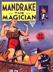 L. Miller & Son's Mandrake the Magician Issue # 5