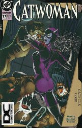 DC Comics's Catwoman Issue # 17b