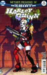 DC Comics's Harley Quinn Issue # 14