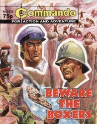D.C. Thomson & Co.'s Commando: For Action and Adventure Issue # 3375