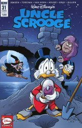 IDW Publishing's Uncle Scrooge Issue # 31