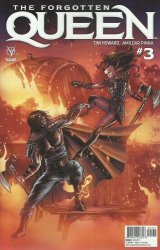 Valiant Entertainment's Forgotten Queen Issue # 3c