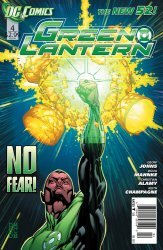 DC Comics's Green Lantern Issue # 4
