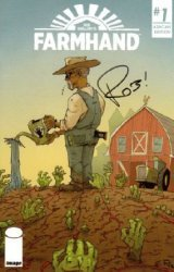 Image Comics's Farmhand Issue ashcan