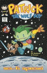 Blind Wolf Comics's Patrick the Wolf Boy: Sci-Fi Special Special # 1