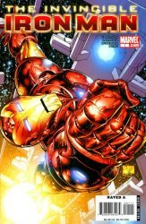 Marvel Comics's Invincible Iron Man Issue # 1