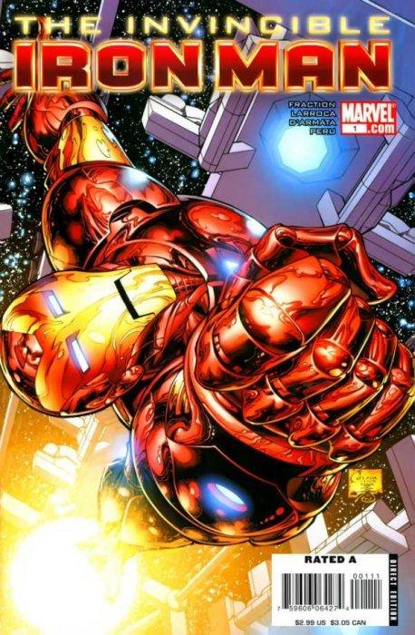 invincible iron man 526 cbr