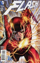 DC Comics's The Flash Issue # 52b