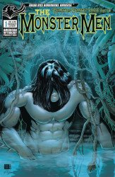 American Mythology's Monster Men: Heart Of Wrath Issue # 1b