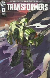 IDW Publishing's Transformers Issue # 13b