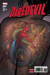Marvel Comics's Daredevil Issue # 604
