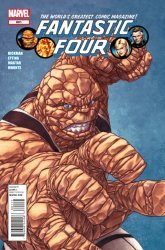 Marvel Comics's Fantastic Four Issue # 601