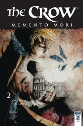 IDW Publishing's Crow: Memento Mori Issue # 2ri