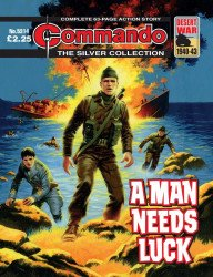 D.C. Thomson & Co.'s Commando: For Action and Adventure Issue # 5314