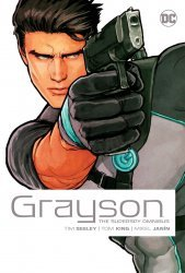 DC Comics's Grayson: The Superspy - Omnibus Hard Cover # 1