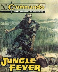 D.C. Thomson & Co.'s Commando: War Stories in Pictures Issue # 1197