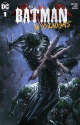 DC Comics's Batman Who Laughs Issue # 1scorpion