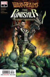Marvel Comics's War of the Realms: Punisher Issue # 3