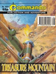 D.C. Thomson & Co.'s Commando: For Action and Adventure Issue # 3076