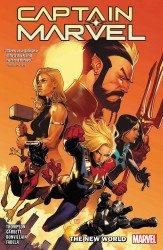 Marvel Comics's Captain Marvel TPB # 5