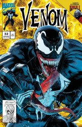 Marvel Comics's Venom Issue # 32mikemayhew-b