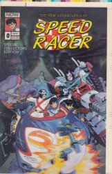 Now Comics's New Adventures of Speed Racer Issue # 0b