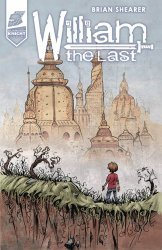 Antarctic Press's William the Last TPB # 1