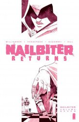Image Comics's Nailbiter Returns TPB # 7