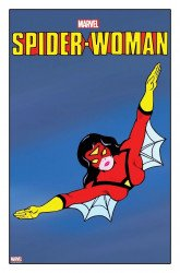 Marvel Comics's Spider-Woman: Classic Giveaway Lithograph Issue nn