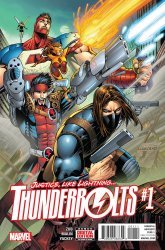 Marvel's Thunderbolts Issue # 1