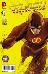 DC Comics's Flash: Season Zero Issue # 1b