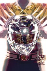 BOOM! Studios's Mighty Morphin Power Rangers Issue # 48b