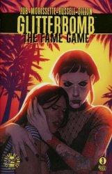 Image Comics's Glitterbomb: The Fame Game Issue # 3