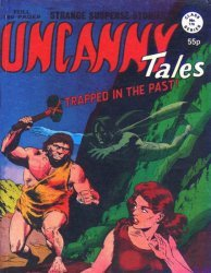 Alan Class & Company's Uncanny Tales Issue # 176