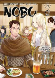 Udon Entertainment's Otherworldly Izakaya: Nobu TPB # 5