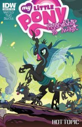 IDW Publishing's My Little Pony: Friendship is Magic Issue # 35hot topic