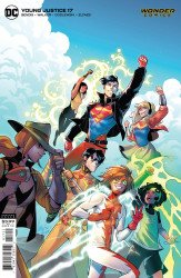 Wonder Comics's Young Justice Issue # 17b