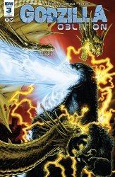 IDW Publishing's Godzilla:Oblivion Issue # 3ri