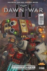 Titan Comics's Warhammer 40,000: Dawn Of War 3 Issue # 1e