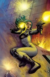 Top Cow's Cyberforce Issue # 7b