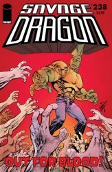 Image Comics's Savage Dragon Issue # 238