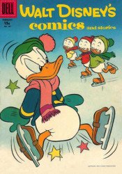 Dell Publishing Co.'s Walt Disney's Comics and Stories Issue # 197b