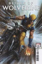 Marvel Comics's Return of Wolverine Issue # 5c