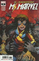 Marvel Comics's Magnificent Ms. Marvel Issue # 8