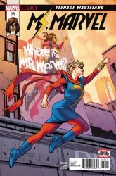 Marvel Comics's Ms. Marvel Issue # 28