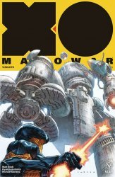 Valiant Entertainment's X-O Manowar Issue # 11